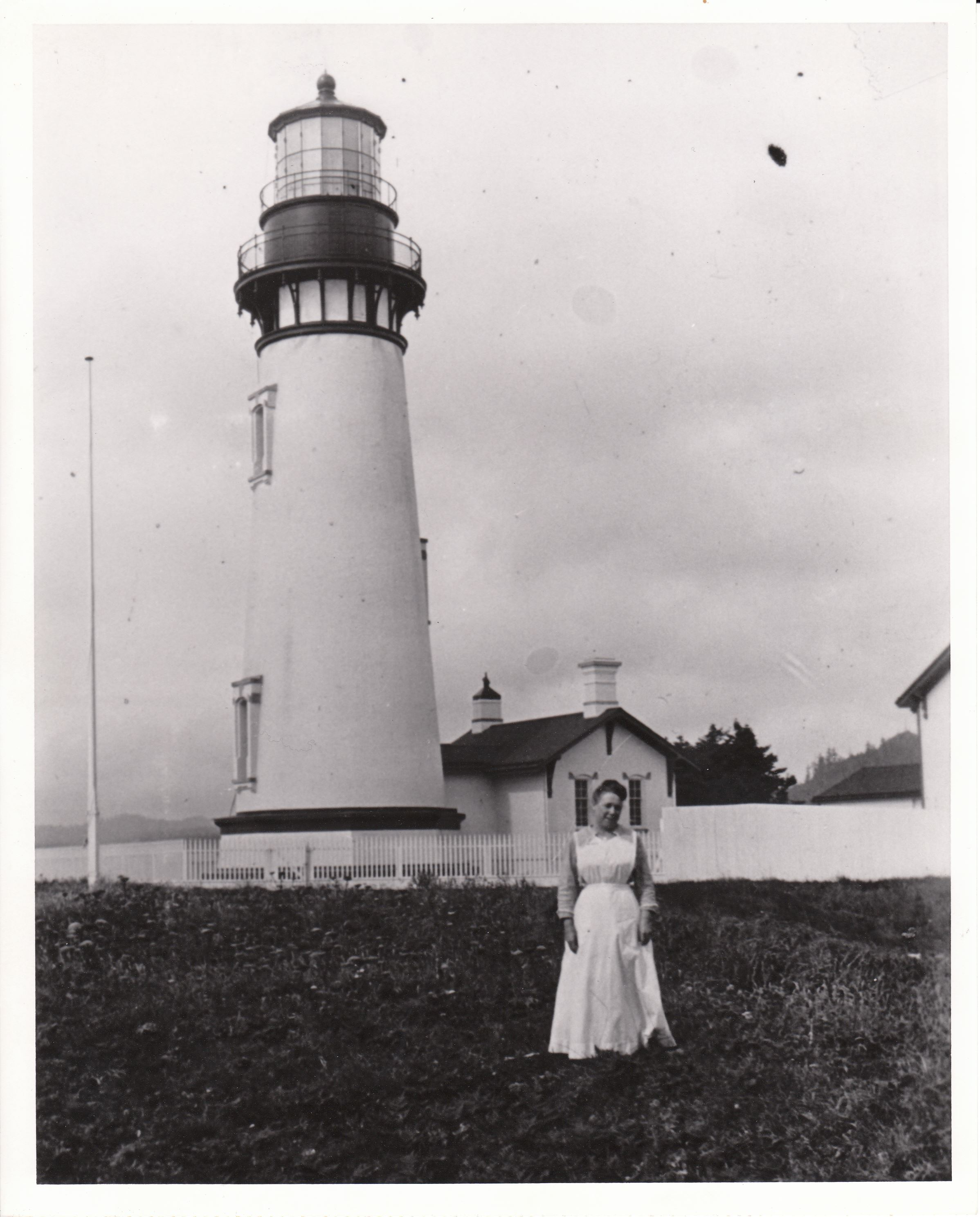 1871-1900 Yaquina Head Lighthouse Letter books